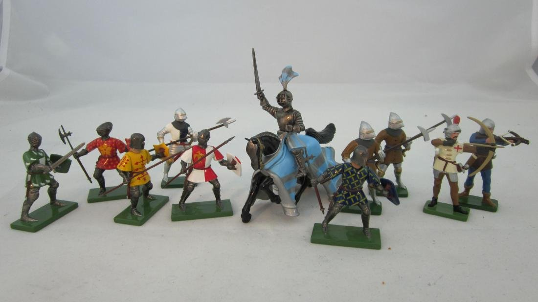 Britains Knights Personalities of 2001 & 2002.