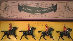 Britains Set 8821 5th Dragoon Guards