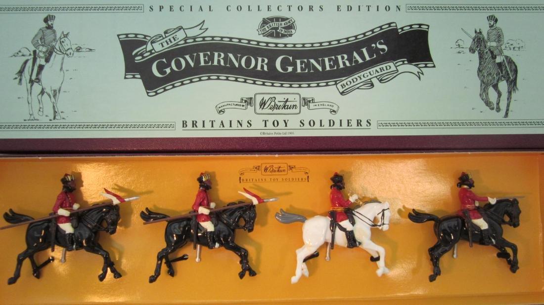 Britains #8843 Governor Generals' Bodyguard.