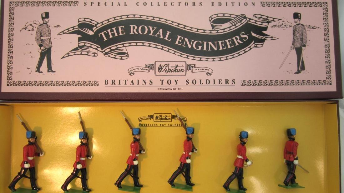 Britains Set #8868 The Royal Engineers.