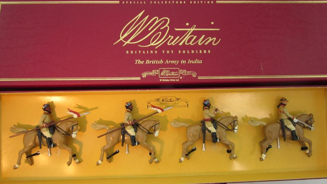 Britains Set #008951 38th Central India Horse.