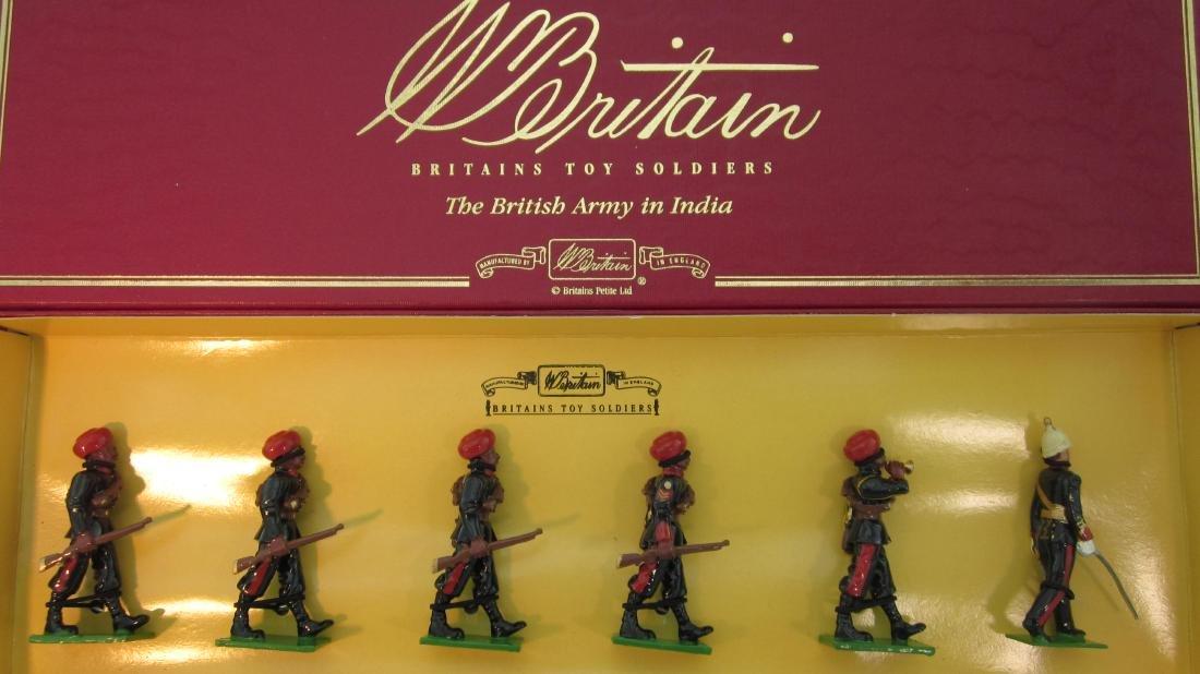 Britains Set #008955 Punjab Frontier Force.