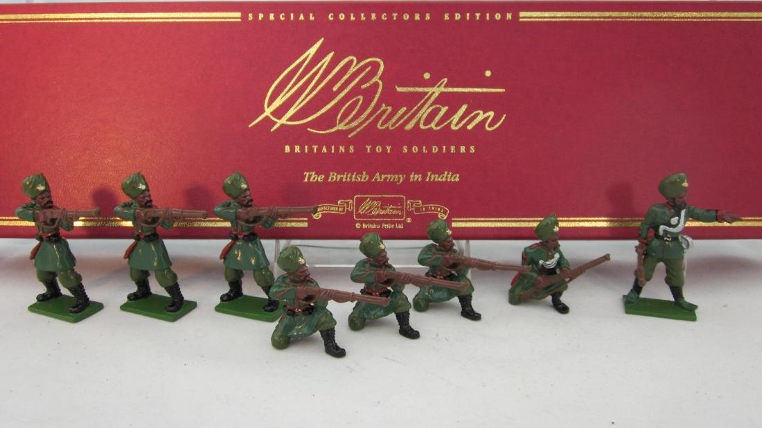 Britains Set #00134 125th Napier Rifles.