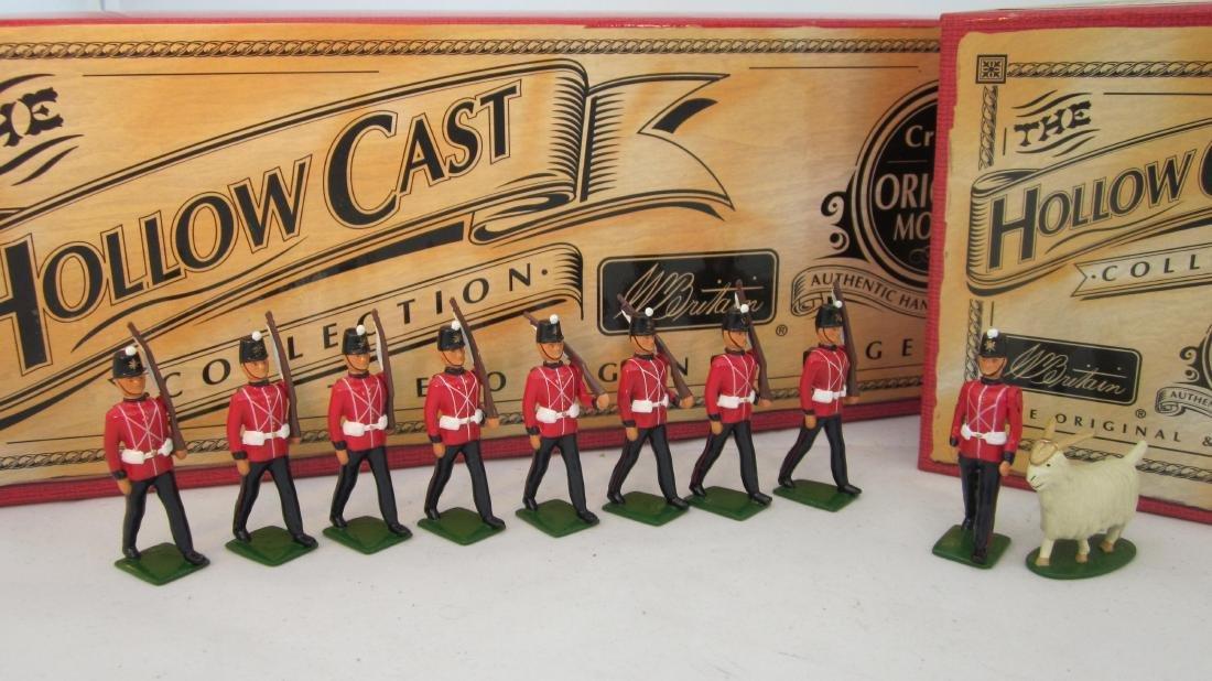 Britains Set #40192 & 40193 Fort Henry Guards.