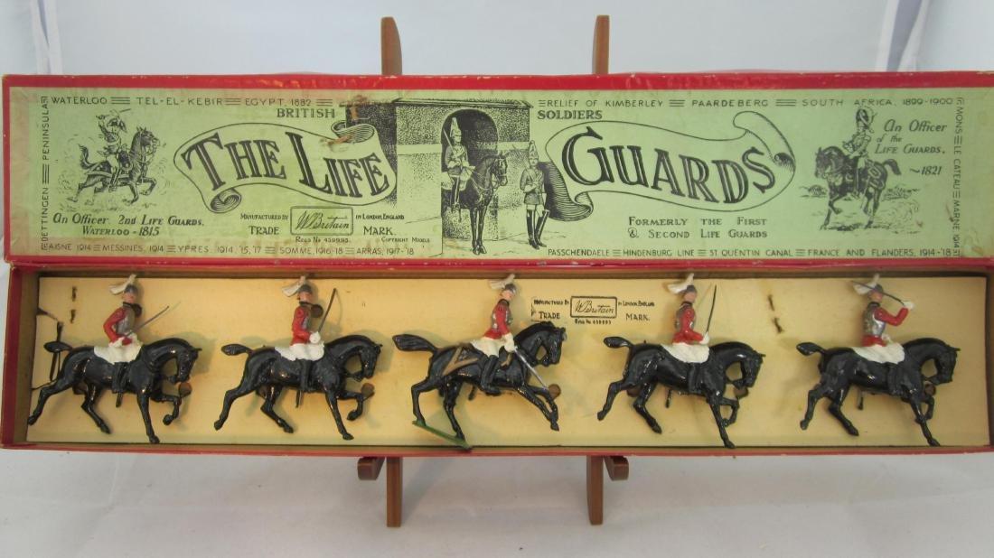 Britains Set #1 LifeGuards.