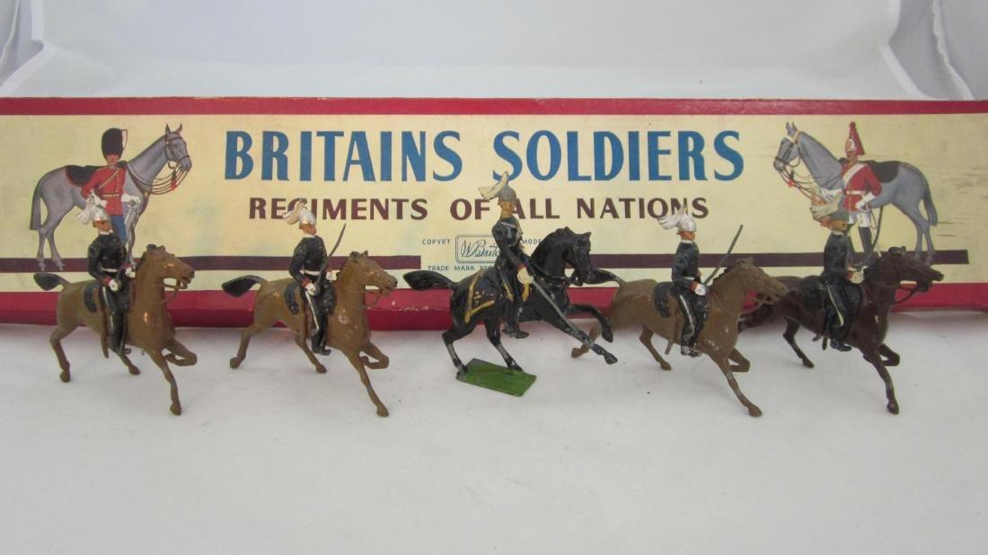 Britains #1631 Governor Generals' Horseguards.