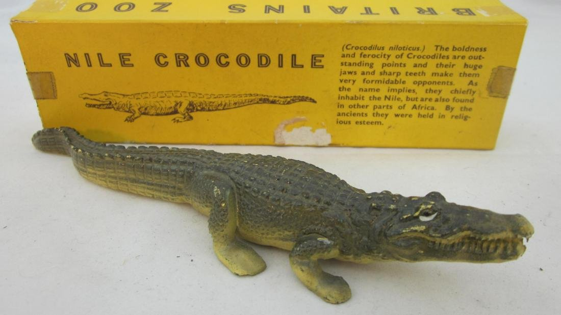 Britains Set #917 Adult Nile Crocodile.