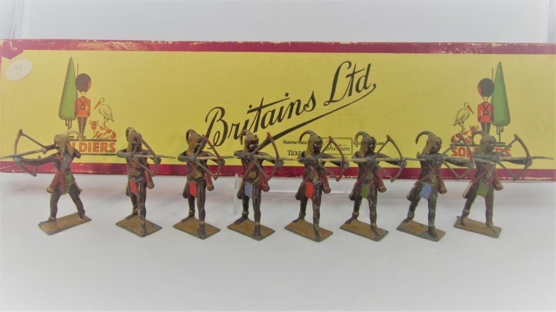 Britains Set #202 Togoland Warriors.