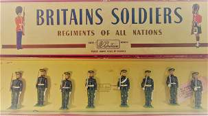 Britains Set 2087 5th Dragoon Guards