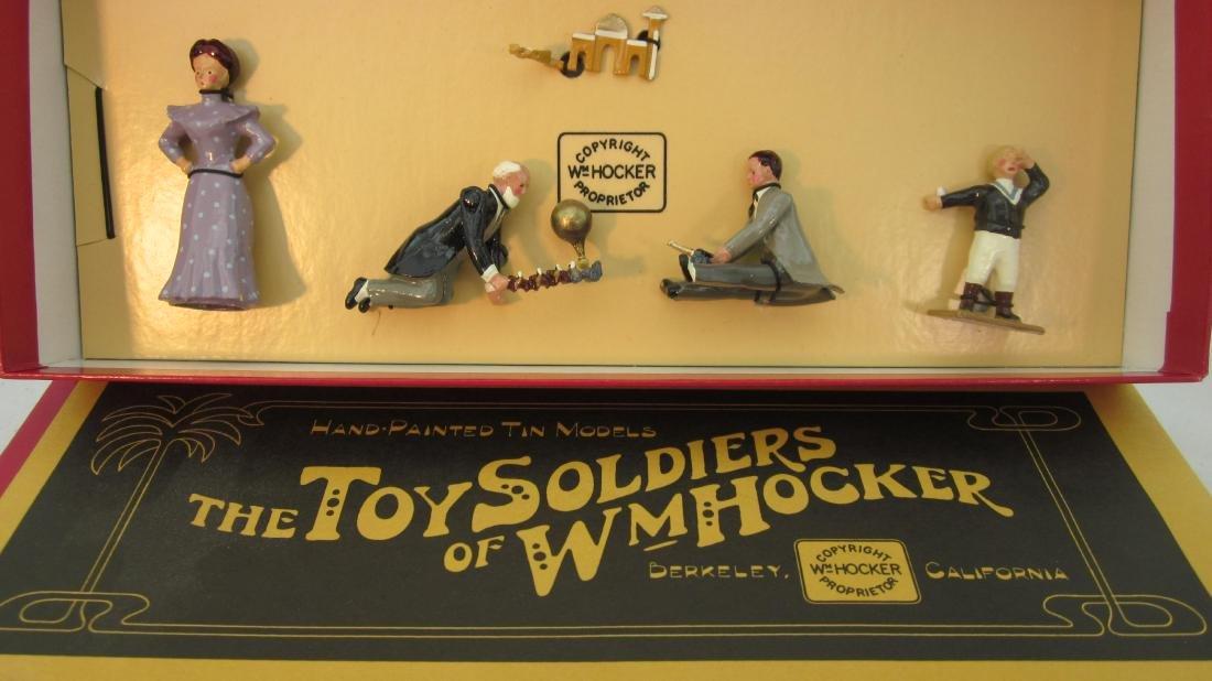 Hocker Set #320 20th Anniversary Souvenir.
