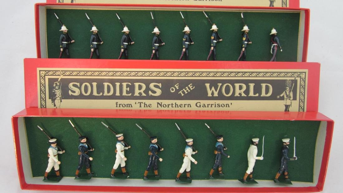 Soldiers of the World Royal Navy & Marines.