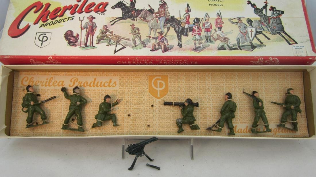 Cherilea American Soldiers.