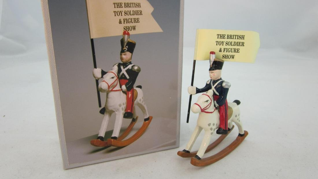 Norman Joplin British Toy Soldier Show Figure.