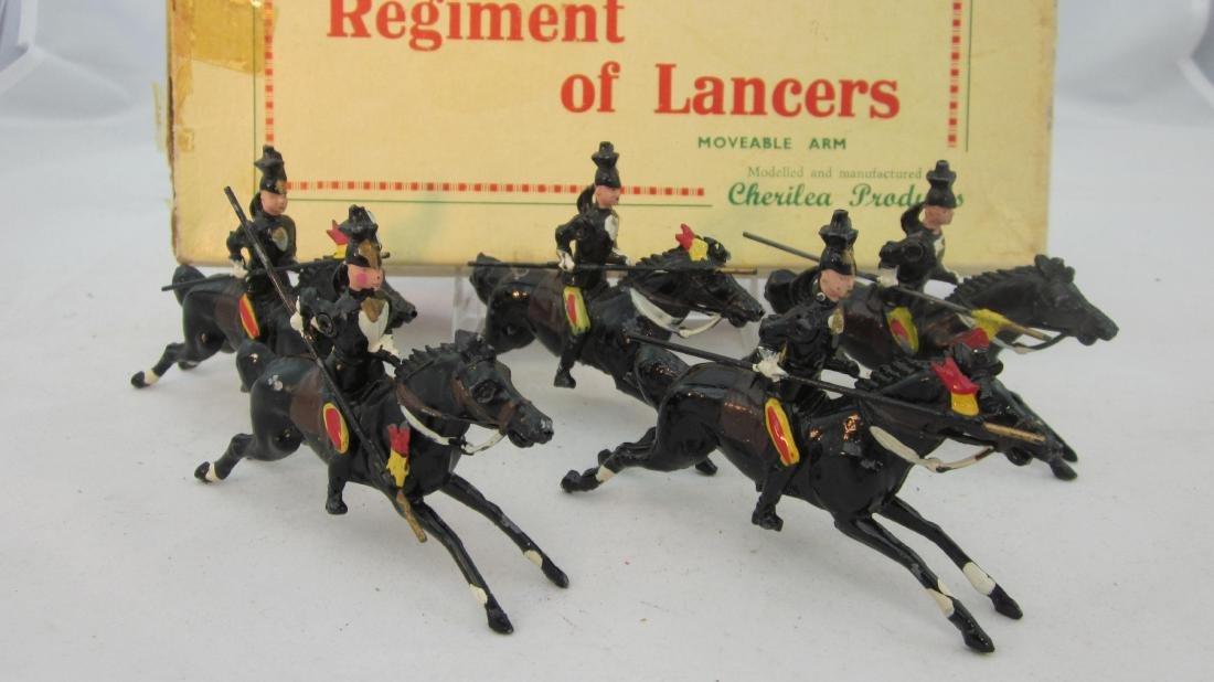 Cherilea Regiment of Lancers.