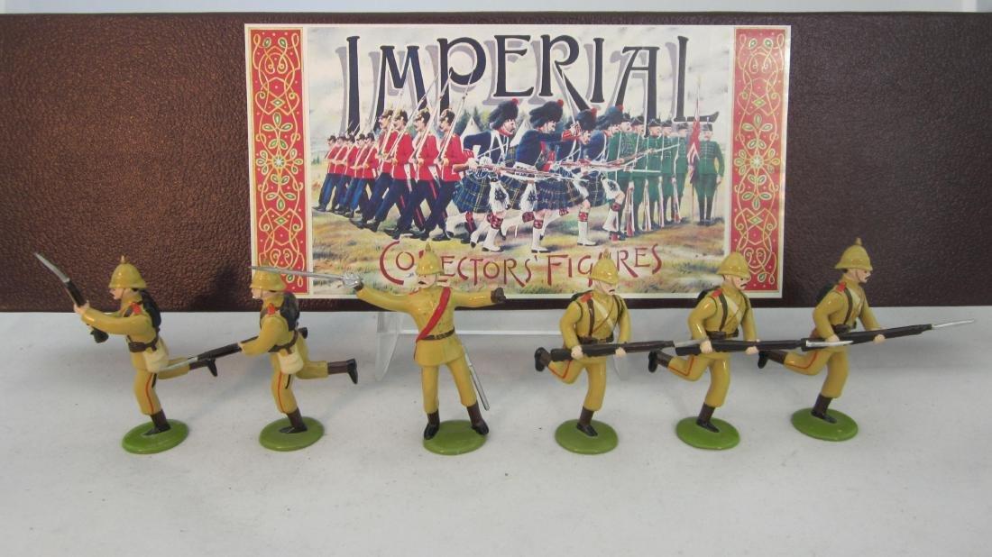 Imperial Set #4 Dunedin Highland Volunteers.