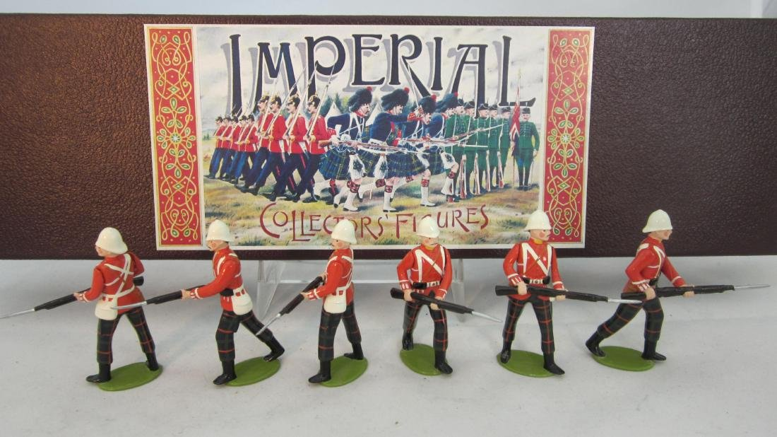 Imperial Set #9 3rd Victorian Infantry Brigade.