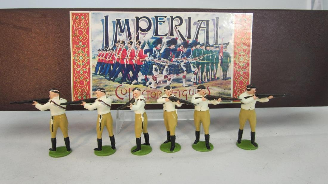 Imperial Set #15 Highland Mountain Infantry.