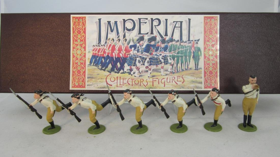 Imperial Set #16 Highland Mountain Infantry.