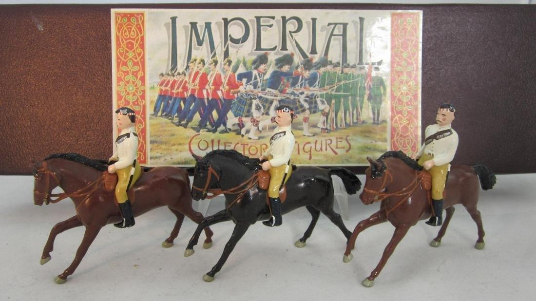 Imperial Set #17 Highland Mountain Infantry.