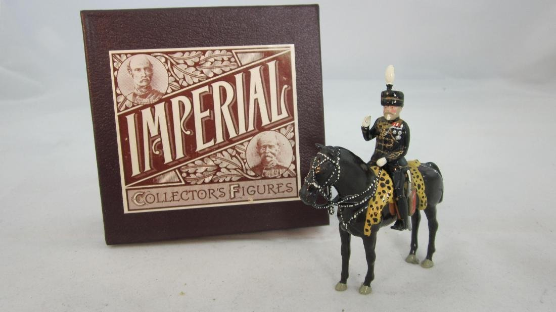 Imperial Set #27 H.M. King Edward VII.