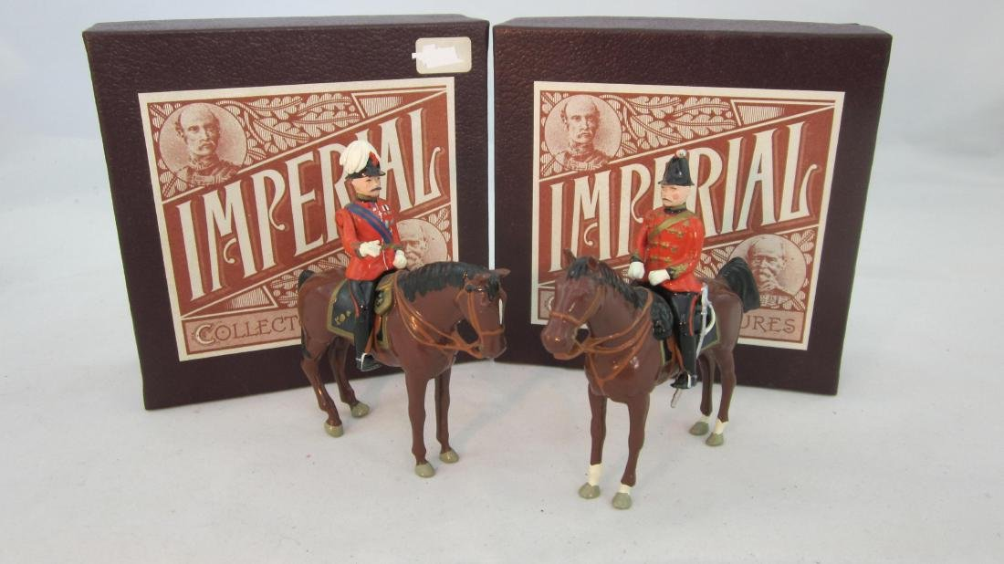 Imperial Set #21 & 22 General & ADC 1900.