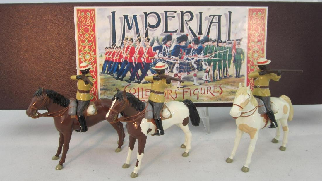 Imperial Set #34 Natal Native Horse 1879.