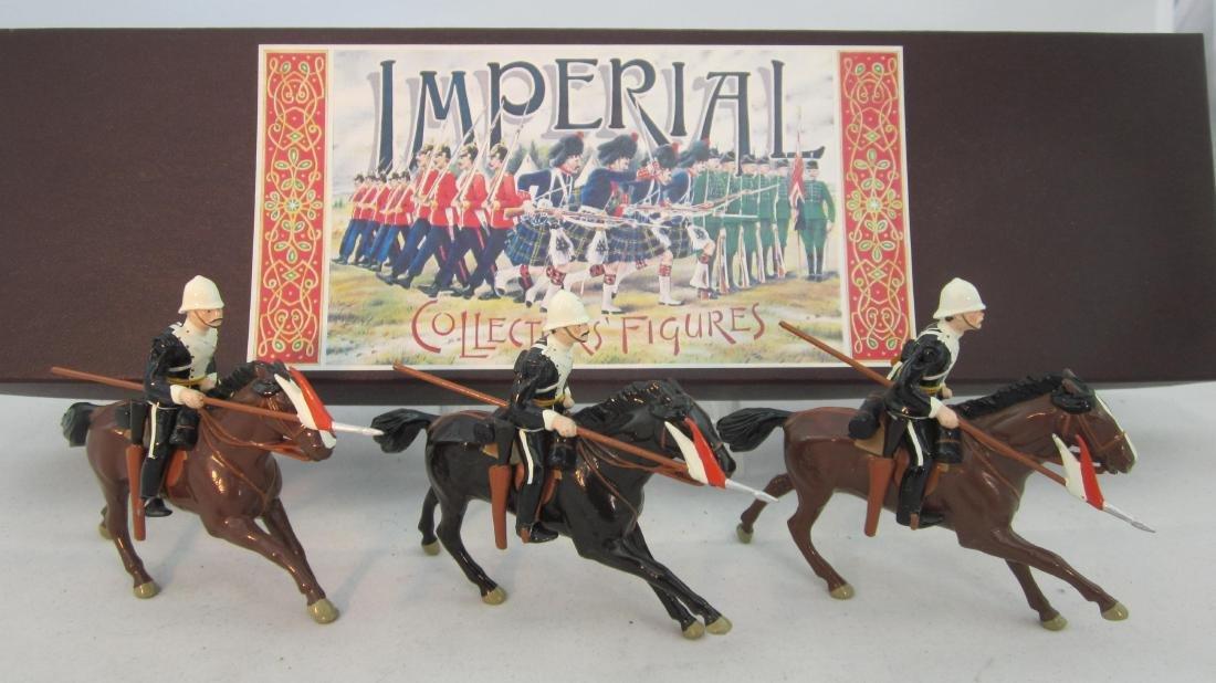 Imperial Set #39 17th Lancers 1879.