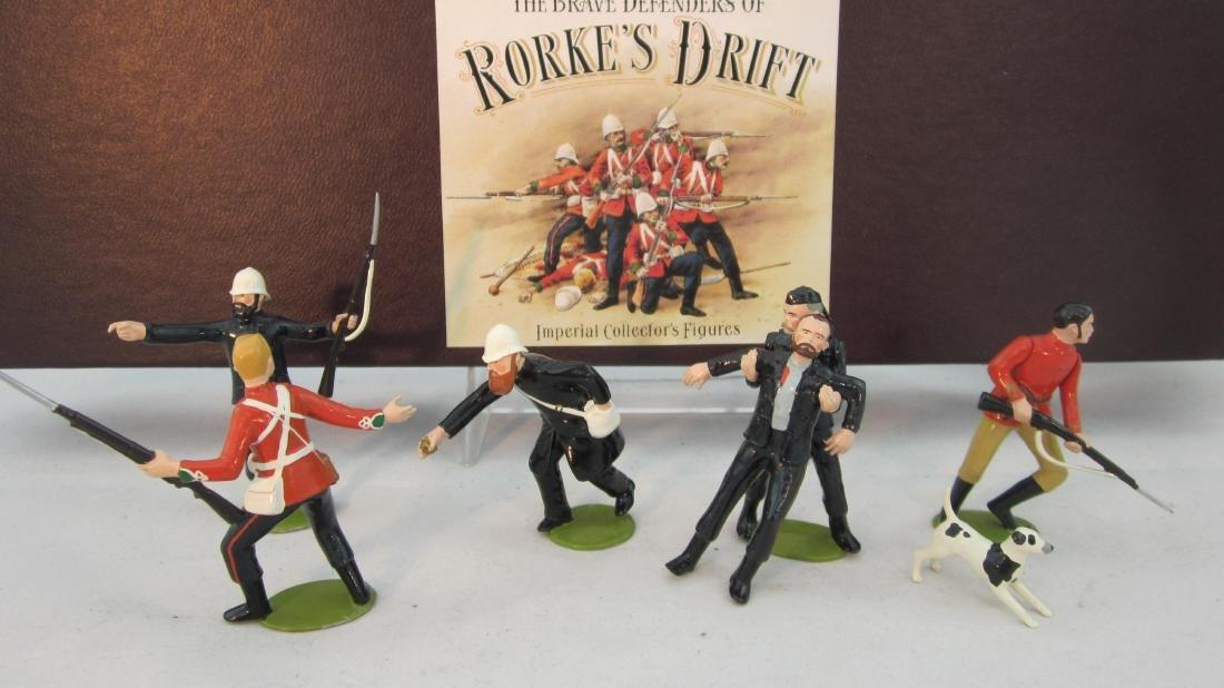Imperial Set #41 Rorke's Drift Defenders 1879.