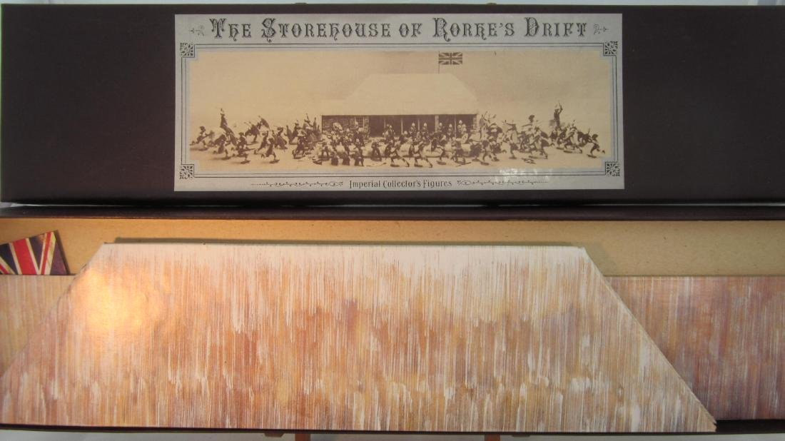 Imperial Set #42 Storehouse of Rorke's Drift.