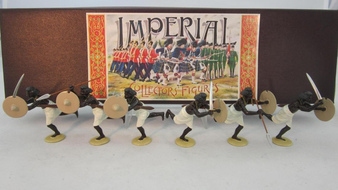 Imperial Set #46 Beja Warriors, Sudan 1880.