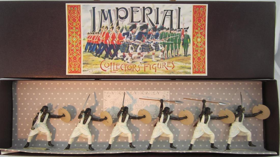 Imperial Set #47 Beja Warriors, Sudan 1880.