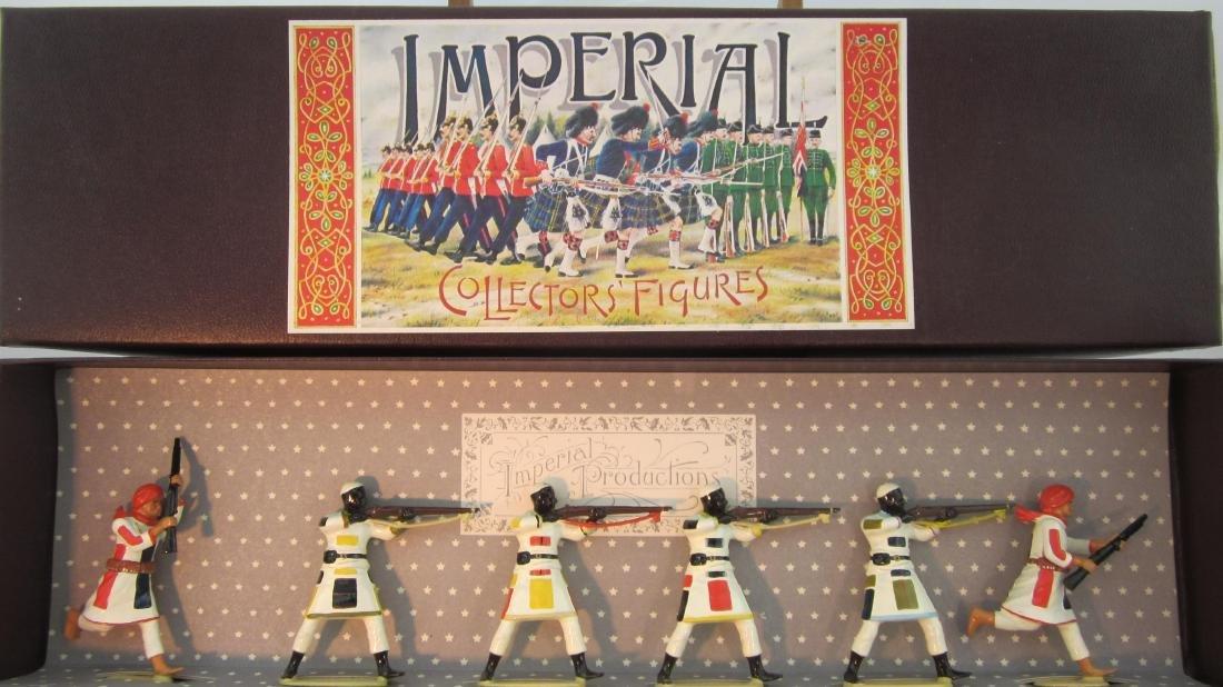 Imperial Set #48 Jihadigga & Mulazimgga Rifles.