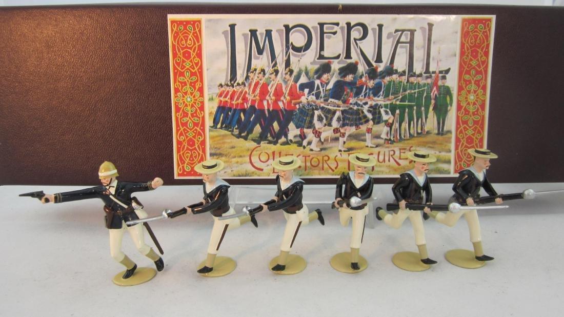Imperial Set #57 Naval Brigade 1882.