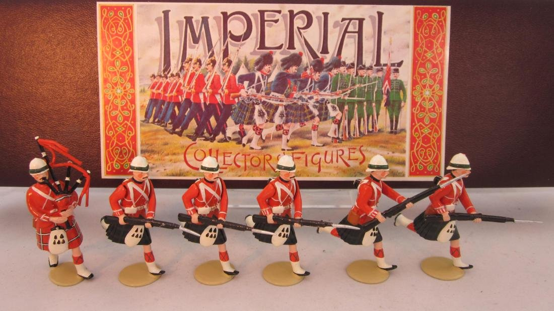 Imperial Set #63 Black Watch 1882.