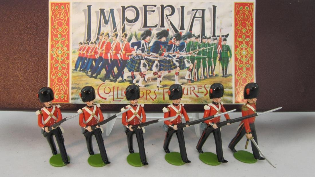 Imperial Set #64 Coldstream Guards 1854.