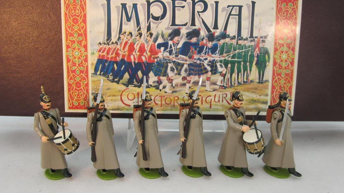 Imperial Set #73 Russian Light Infantry 1854.