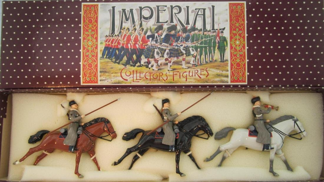 Imperial Set #86 53rd Don Cossacks 1854.