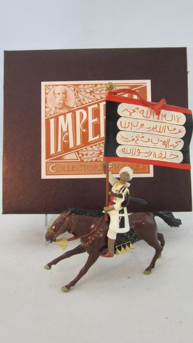 Imperial #54 Mahdist Mounted Banner Bearer.