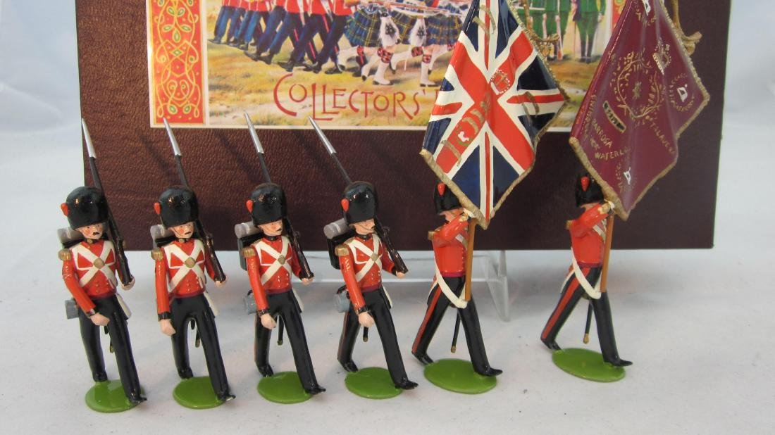 Imperial Set #67 Coldstream Color Party 1854.