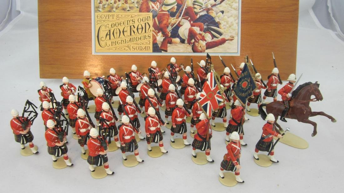 Imperial Set #1 Heirloom Cameron Highlanders.
