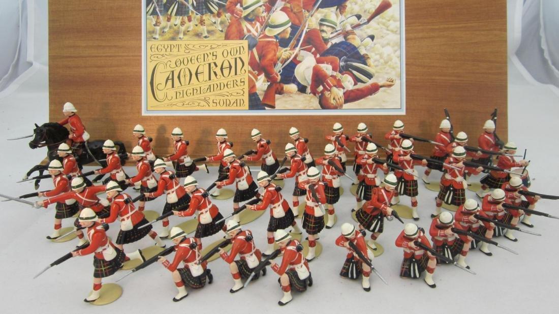 Imperial Set #2 Heirloom Cameron Highlanders.