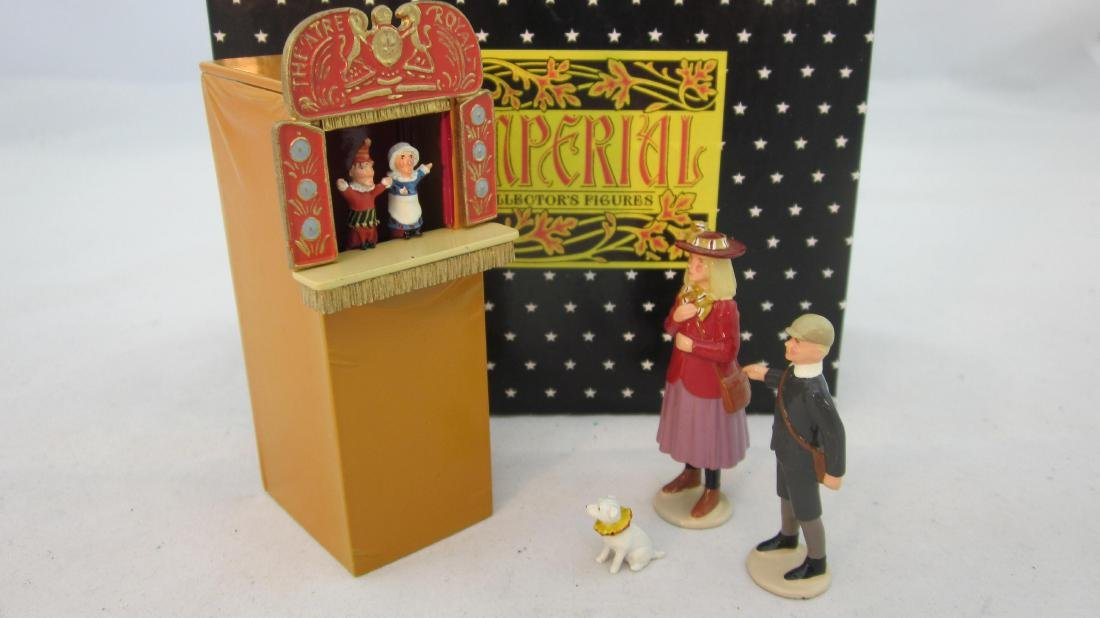 Imperial Town & Around #55 Punch & Judy Show.