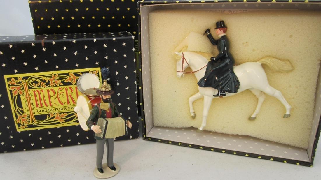 Imperial T & A #13 Musician & #20 Equestrienne.
