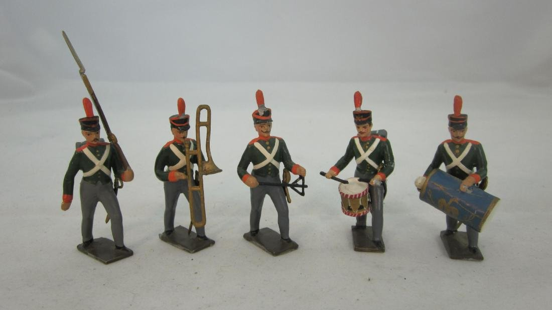 Mignot Russian Infantry of the Line.