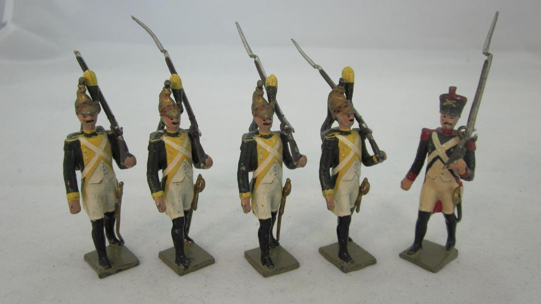 Mignot French 17th Line Dragoons.