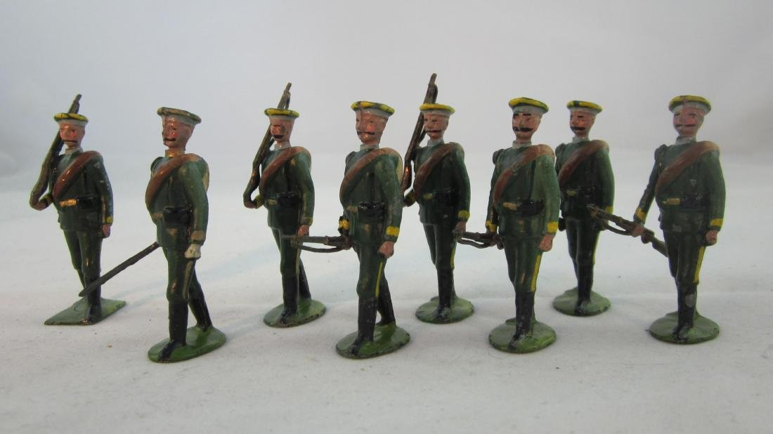 Britains Set #133 Imperial Russian Infantry.