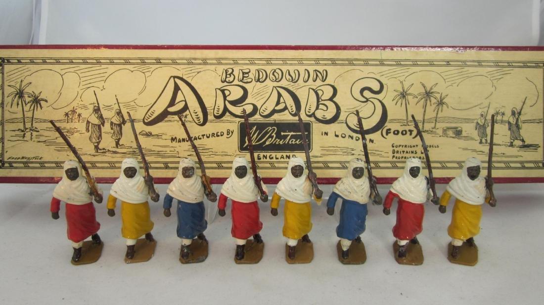 Britains Set #187 Arabs on Foot.