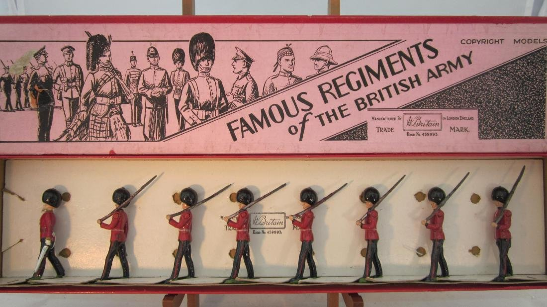 Britains Set #1515 Coldstream Guards,
