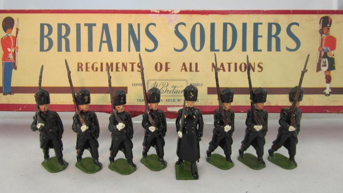Britains Set #2009 Belgian Grenadiers.
