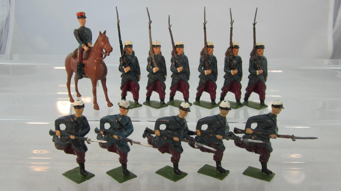 Britains French Foreign Legion Assortment.